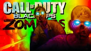 Black Ops Zombies! - DONGERLORD Zombie Trains!