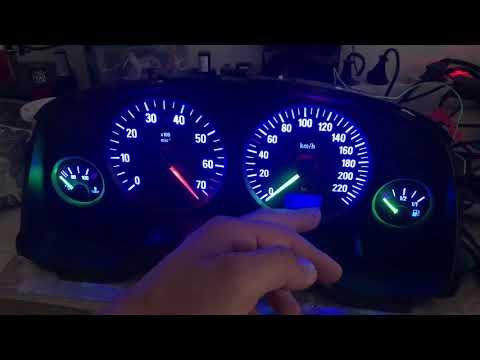Leduri Bord Opel Astra G