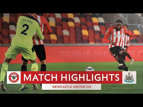 Brentford Newcastle Goals And Highlights