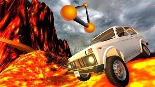 Дорога В Ад. Спуск В Пекло | Beamng.Drive