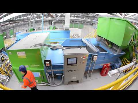 Scotland's 'most advanced' recycling facility set opens in Aberdeen today