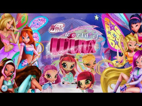 Winx Club - World of Winx (Game for Girls)