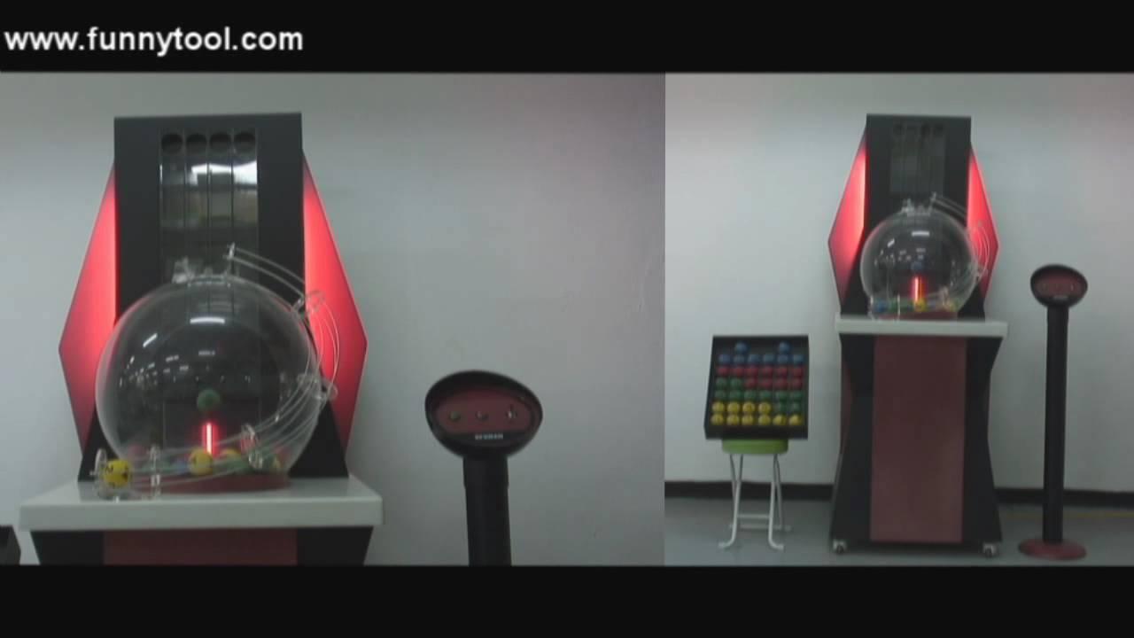 powerball lottery machine