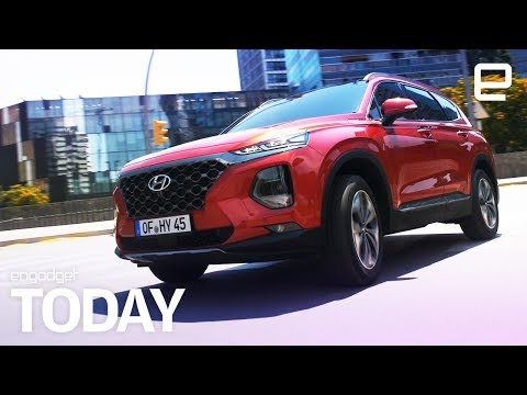Hyundai will sell a car that can be unlocked with a fingerprint | Engadget Today
