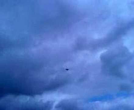 RAF Tornado on a Training Flight over the Dornoch Firth