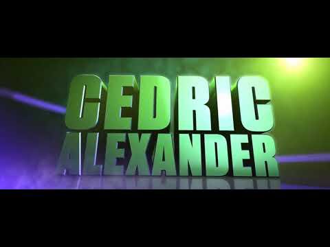 Cedric Alexander Entrance Video