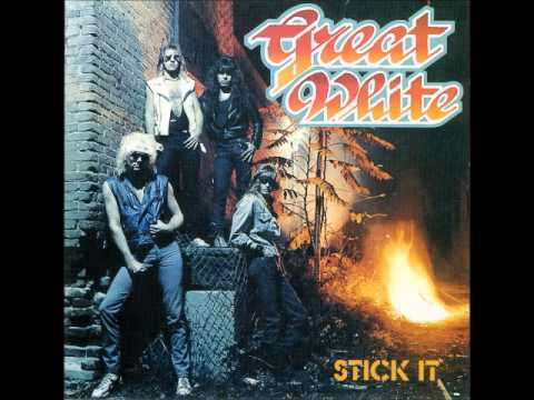 Great White - Out of the night  1984.wmv