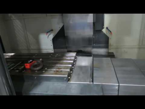 2010 FEELER VMP-1100 3-AXIS CNC VERTICAL MACHINING CENTER