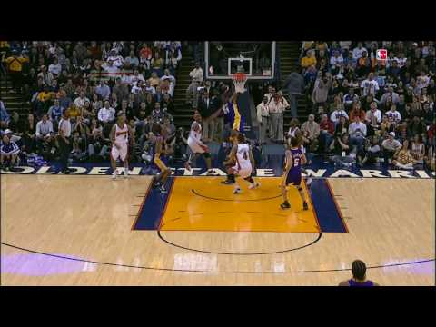 Top 10 Kobe Bryant Plays - 1st Half of 2008-09 Season