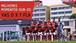 Sub-20 | Vasco 0x1 Flamengo