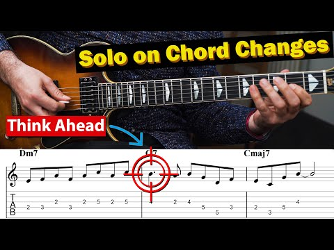 5 Exercises That Will Help You Solo over Chord Changes