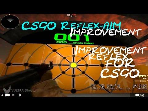 CSGO Reflex-Aim Improvement FAST #2