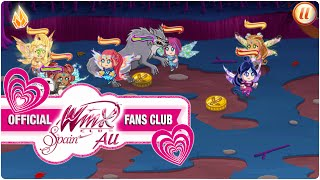 Winx Club Nick Game - Bloomix Battle (Part 4)
