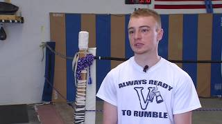 Local boxer going to Nationals