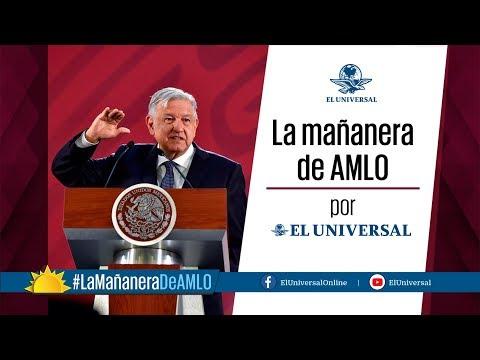 La Mañanera de AMLO, Jueves 15 de Agosto 2019 #EnVivo