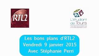 Flash Info n°1 sur RTL 2