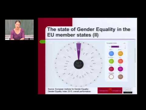 """The Embodied Citizen: Gender equality in Europe"" by Helen Schenken"