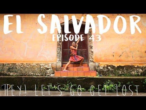 Travel El Salvador   SOLO FEMALE TRAVELER   Ep. 43   El Zonte