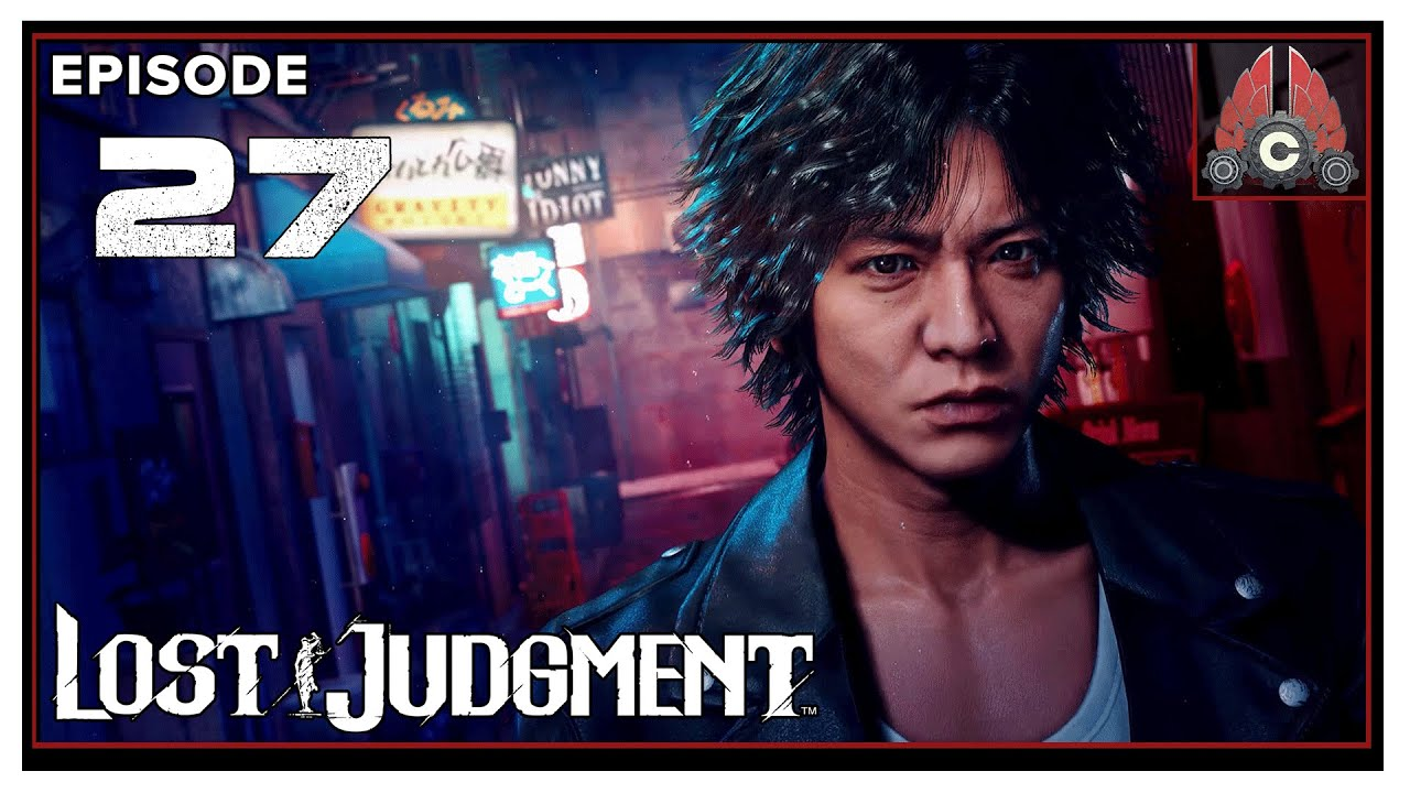 CohhCarnage Plays Lost Judgment (Thanks Ryu Ga Gotoku For The Key) - Episode 27