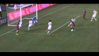 Barcelona 2-1 Los Angeles Galaxy - All Goals And Highlights (Friendly Matches) 22/07/2015
