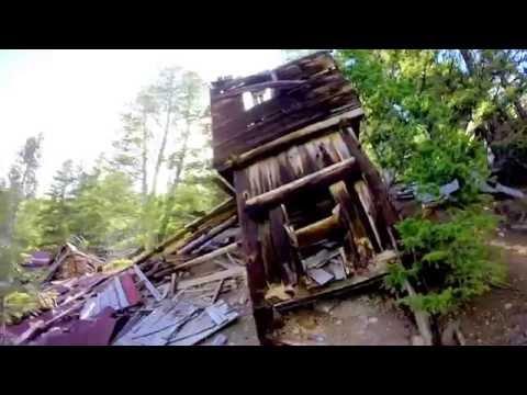 Exploring Abandoned Mines In Idaho
