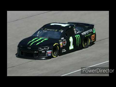 2019 Ford Ecoboost 400 paint schemes (FINALE)
