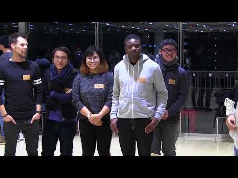 留学生交流会を開催しました (Takushoku University Tokyo Japan)