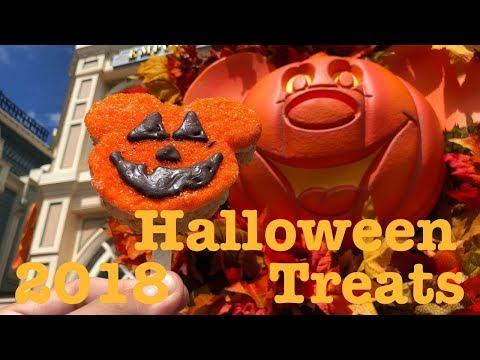 Halloween Treat Review 🎃 ! Main Street Confectionery at the Magic Kingdom, Walt Disney World