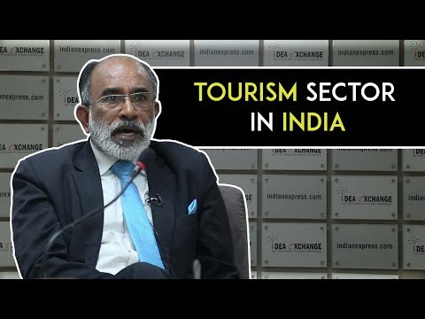 Union Minister K J Alphons Expresses His Views About The Tourism Industry