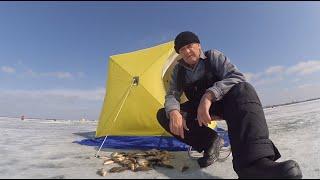 Рыбалка на карася по последнему льду бешеный клев в апреле