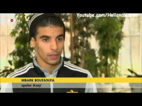 Anji - Anzhi Makachkala - Mbark Boussoufa