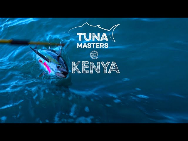 Tuna Masters in Kenya, Episode 2 - At Sea - Jigging, Popping & Deep Sea Fishing