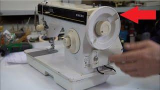 SINGER 964 - обзор швейной машины
