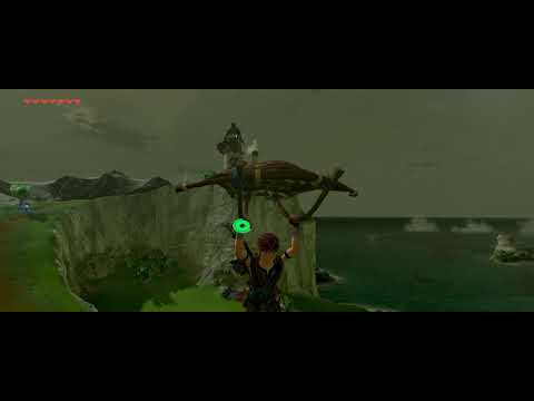 Вот как Breath of the Wild выглядит на ПК без сел-шейдинга