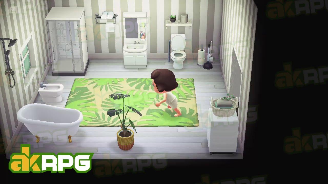 Stylish And Modern Bathroom Best Acnh Bathroom Design Ideas Youtube