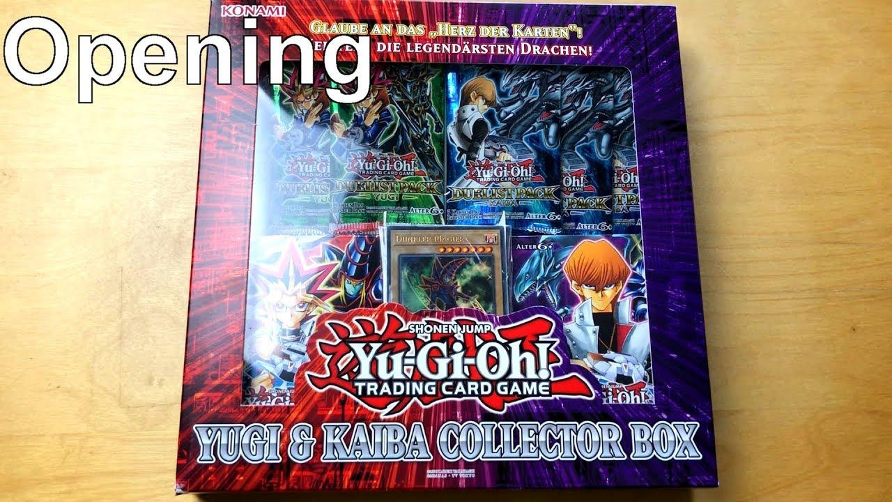 1x Yugi/'s Collector Box Deutsch Yugioh