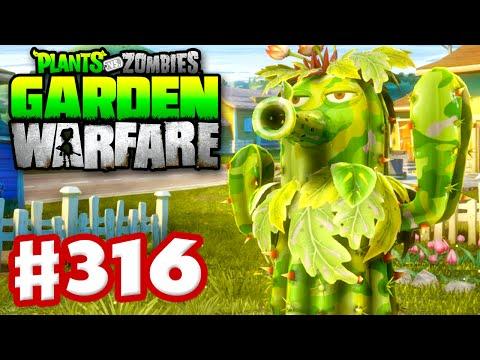 Plants vs. Zombies: Garden Warfare - Gameplay Walkthrough Part 316 - Surprise Attack! (PC)