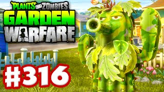 Plants vs. Zombies: Garden Warfare - Gameplay Walkthrough Part 316 - Surprise Attack! (PC)