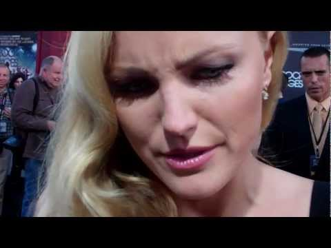 """Malin Akerman at the """"Rock of Ages"""" premiere"""