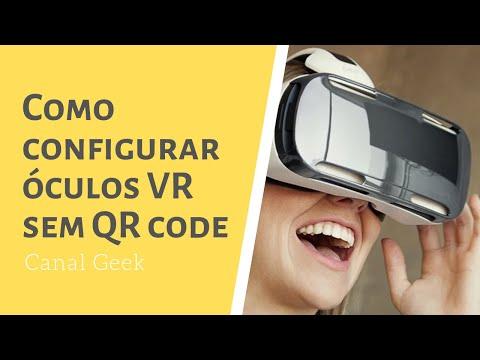 como-configurar-óculos-vr-sem-qr-code