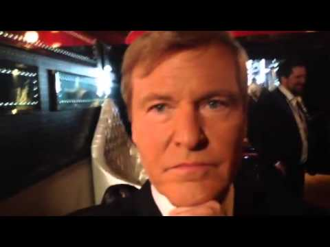 Leigh Steinberg Talks Garrett Gilbert at Leigh Steinberg Super Bowl Party