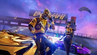 New Free Fire McLaren - The Fire is Alive Full song MV Garena