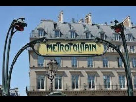 France.Франция.Paris Metro.МЕТРО В ПАРИЖЕ.Как орие