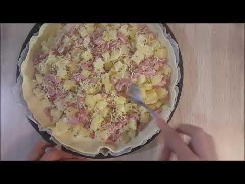 tarte-salée-aux-pommes-de-terre-et-lardons-à-l'italienne