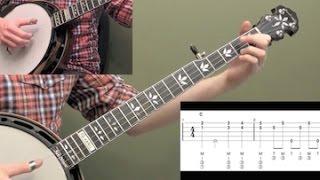Free Banjo Lesson: Theme Time Lick