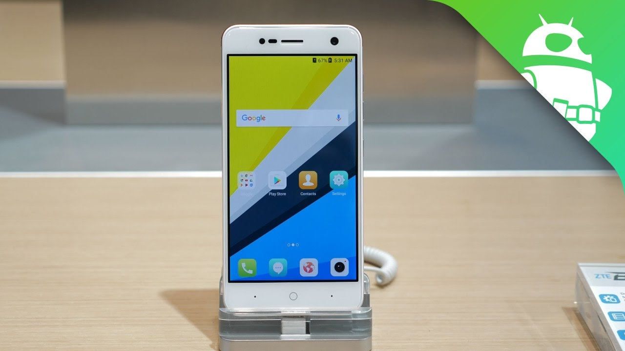 ZTE Blade V8 Lite & Mini hands on