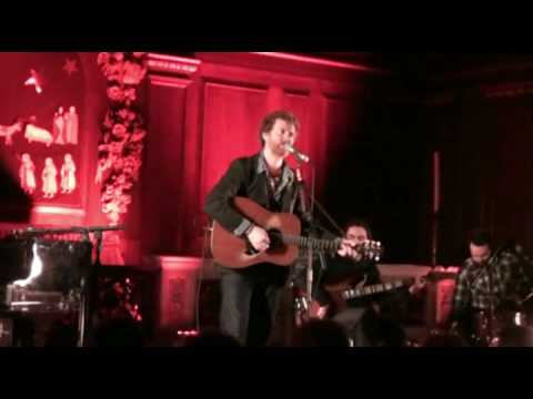 The Swell Season - HIGH HORSES (St James Church,Piccadilly Jan 15th 2010)