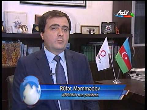 Video about export from Azerbaijan