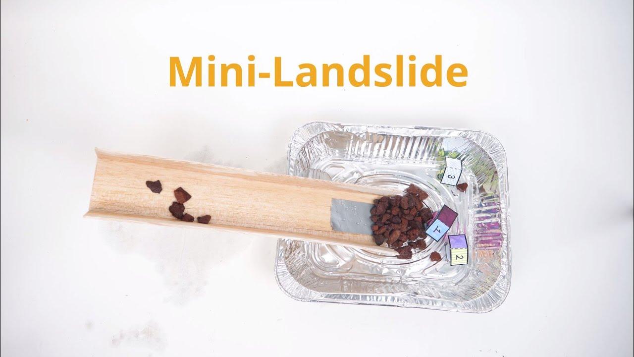 hight resolution of Mini-Landslide - Activity - TeachEngineering