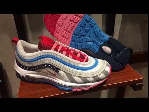 Parra x Nike Air Max 97 AJ3057 100 scarpa #36 45 YouTube
